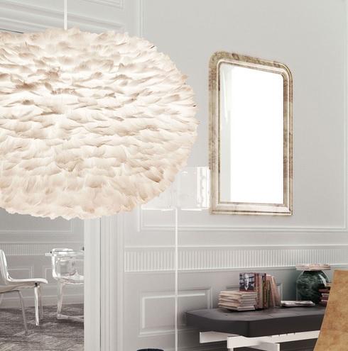 Oppdatert Fjærlampe – Eos Lampe Pendel fra VITA - Interiorhjem.com KF-99